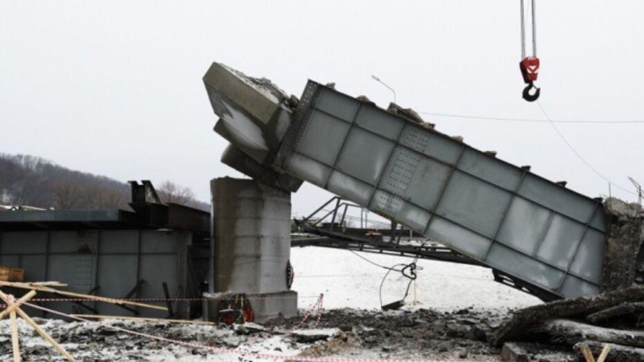 В обрушении моста в Борисоглебском районе виновны инженеры Санкт-Петербурга