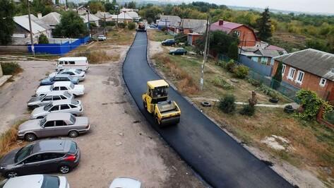 На ремонт дорог в Семилуках выделено 20 млн рублей