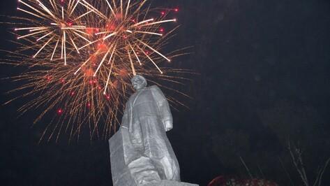 Аннинцы отпраздновали 317 лет со дня основания поселка