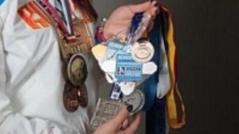 В 2014 году воронежцы заработали 1184 медали на всероссийских и международных стартах
