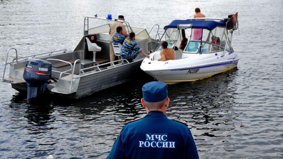 Власти запретят движение маломерных судов по воронежским рекам с 20 апреля