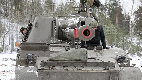 В Воронежской области военные расстреляли условного противника в темноте