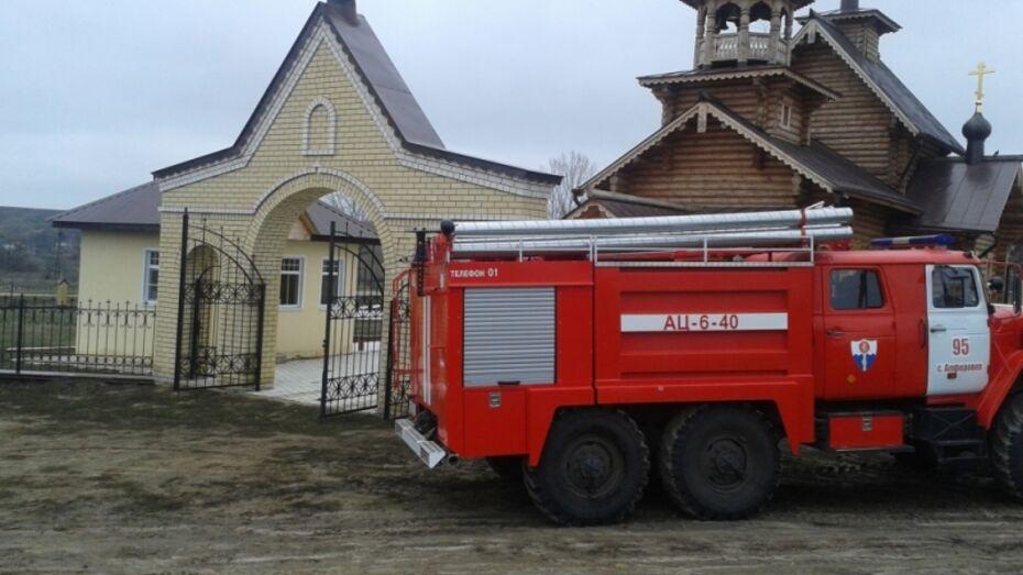В Воронежской области обрушился балкон храма: 6 человек пострадали