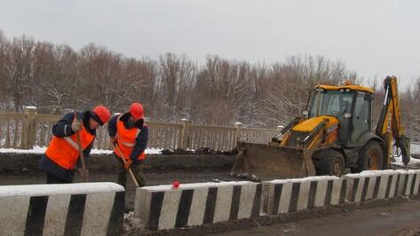 Дорожники предупредили о ремонтных работах на участке трассы в Аннинском районе