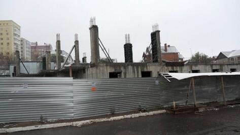 ДИЗО потребовал снести часть скандального дома на Чижовке в Воронеже