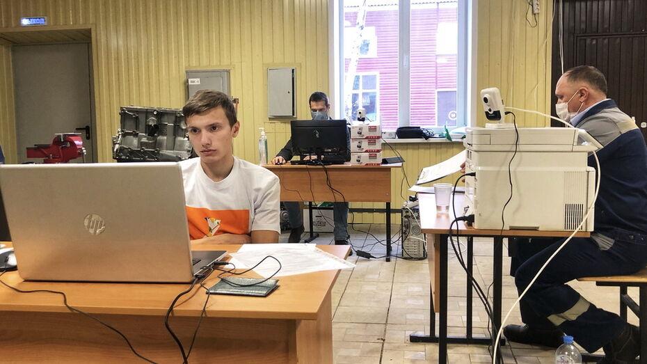 Воронежцы в режиме онлайн поборются за победу в национальном чемпионате «Абилимпикс»