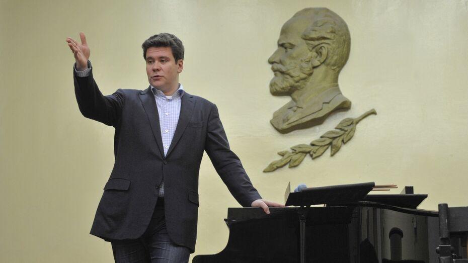 Денис Мацуев сыграет в Воронеже Чайковского и Шумана