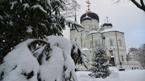 В воронежских храмах начали принимать безналичные пожертвования