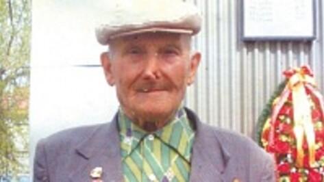 Житель Воробьевского района брал в плен фельдмаршала Паулюса