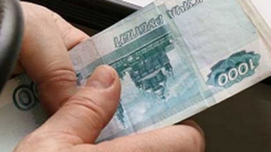 В Калачеевском районе пьяный водитель пытался откупиться от инспектора ДПС