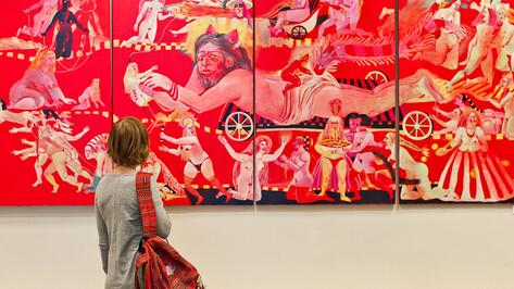 В Воронеже выставили картины современных художников из Мексики, Индии и Ирана (ФОТО)