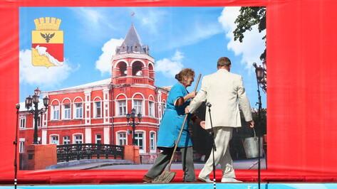 Фото РИА «Воронеж». Что насмешило журналистов