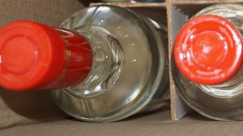 Полиция взяла воронежцев под стражу за кражу 2 бутылок водки