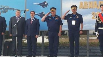 Воронежские военные летчики получили медали от Минобороны и региональные награды