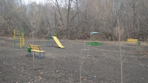 В центре Новоусманского села заложили парковую зону
