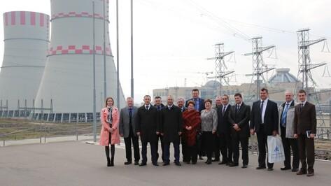 Воронежские депутаты поддержат технопарки и промышленные кластеры