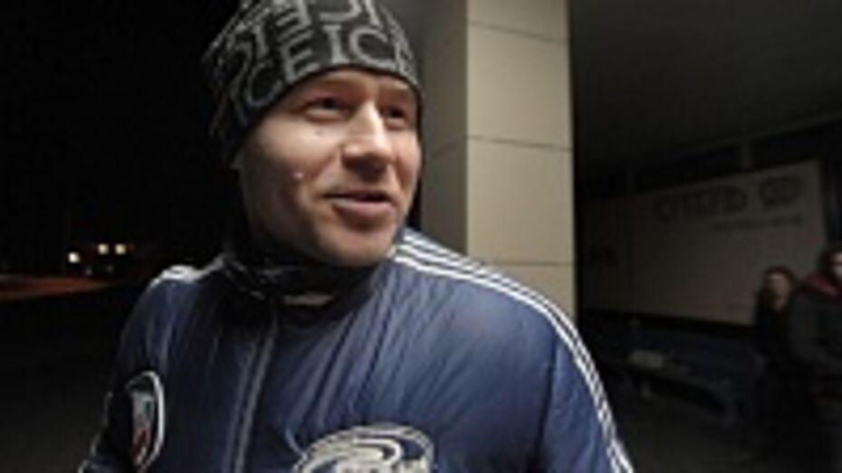 Автор серебряного гола «Бурана» Игорь Валеев забросил первую шайбу в КХЛ