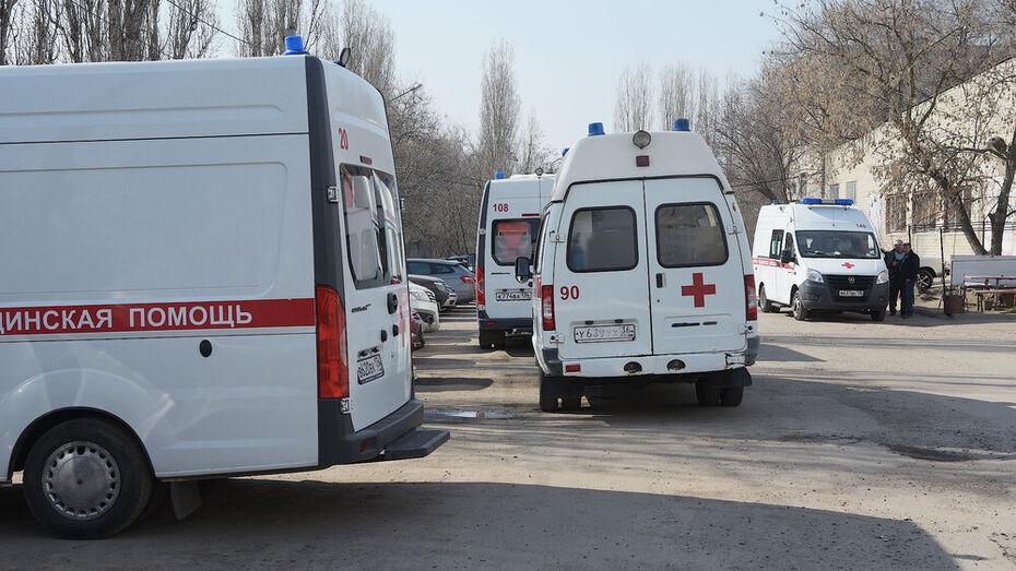 От коронавируса скончались еще 16 жителей Воронежской области