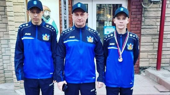 Подгоренский спортсмен взял «бронзу» на чемпионате и первенстве России по ушу-саньда