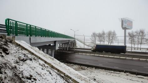 Мэрия Воронежа опубликовала схему движения у реконструируемой развязки на 9 Января