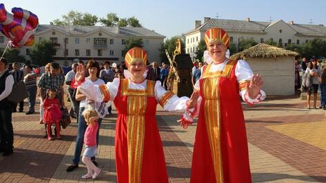 В Лисках день России будут отмечать 3 дня