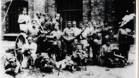 Воронеж в 1917-м. Кровавая боевая рабочая дружина