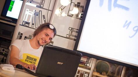 В Воронеже лучший трафаретчик России рассказал, как из следователя стал художником
