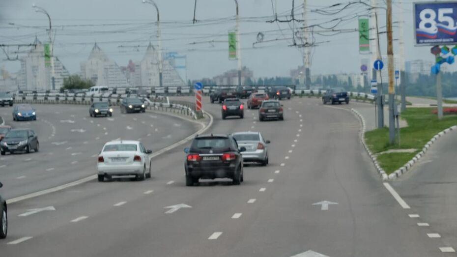 Более 17 млрд рублей направят на развитие дорог в Воронежской области в 2021 году