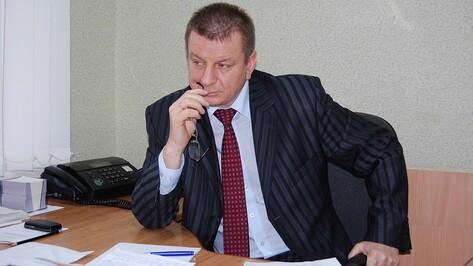 Воронежский губернатор уволил областного вице-премьера Анатолия Спивакова