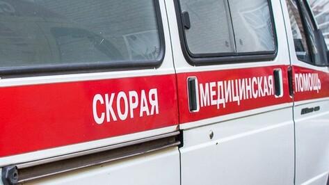 Водитель «Газели» пострадал в ДТП с фургоном на трассе М4 под Воронежем