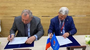 «Роскосмос» продлил сотрудничество с Воронежской областью
