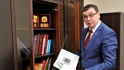 Ректор Воронежского опорного университета получил ученую степень доктора технических наук