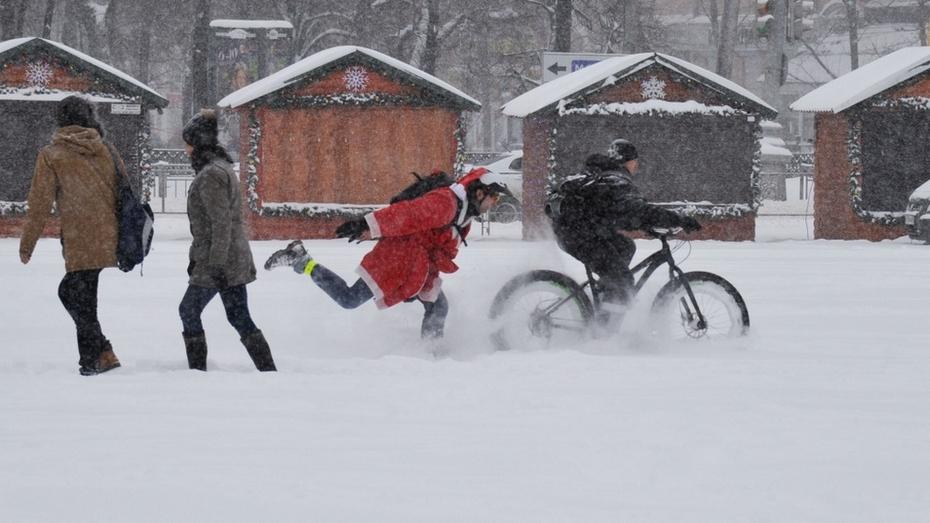 Воронеж вошел в топ-20 мировых участников Winter Bike to Work