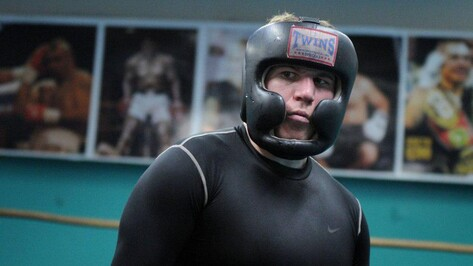 Воронежский боксер Андрей Князев проведет спарринги с Александром Усиком