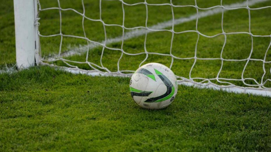 Воронежский «Факел» провел матч без зрителей и забитых мячей