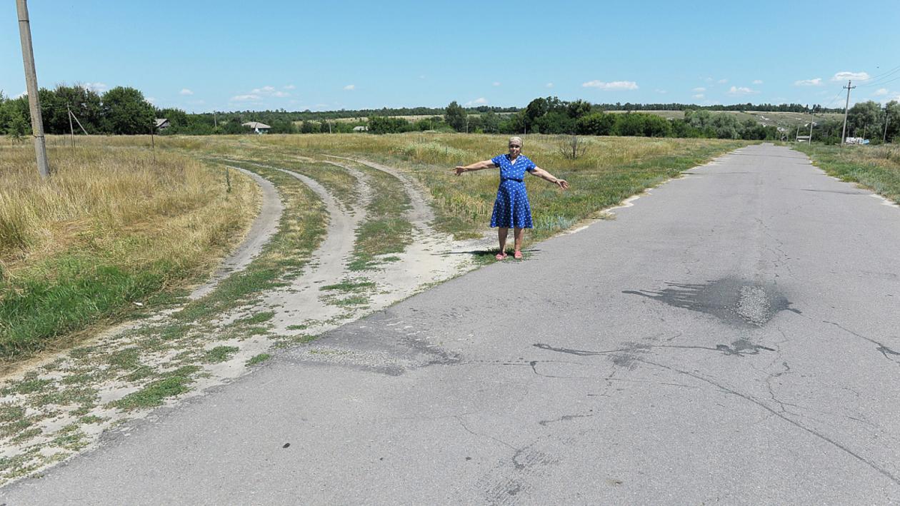 Заброшенные хутора: как пустеют воронежские деревни. Гондарев