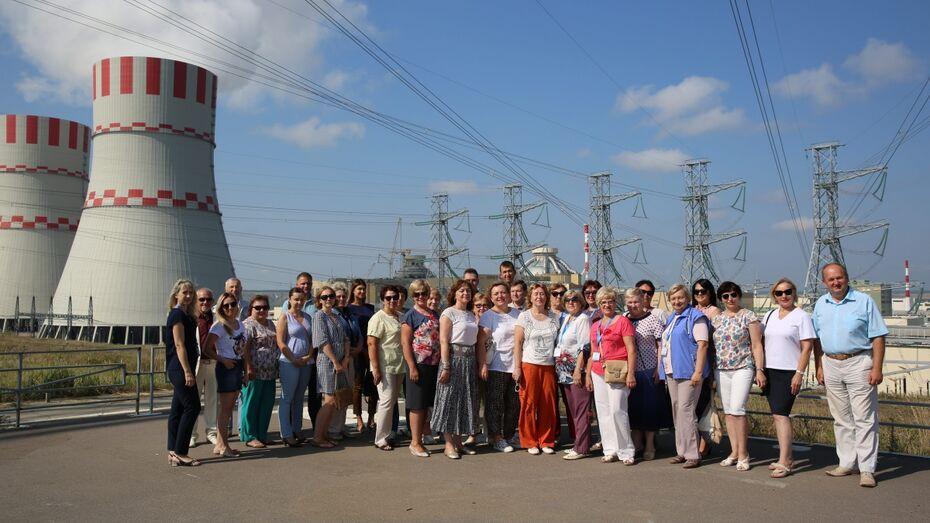 Новоронежская АЭС стала использовать в 10 раз меньше воды из реки Дон