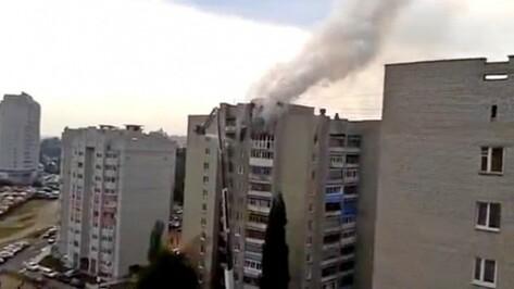 К поджогам в Воронеже может быть причастен известный адвокат: сгоревшее жилье и авто оформлены на его жену