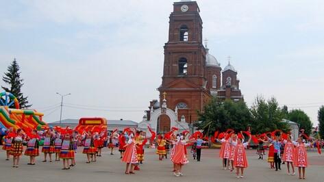 Бутурлиновский район отметил 87-ой день рождения