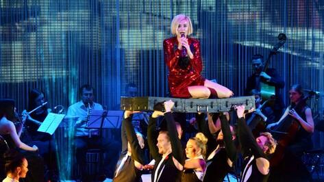 В Воронеже перенесли совместный концерт Полины Гагариной и группы MBAND