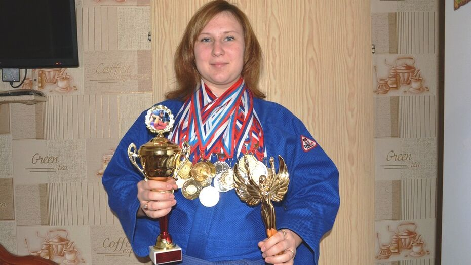 Поворинская дзюдоистка вошла в десятку сильнейших спортсменок Европы