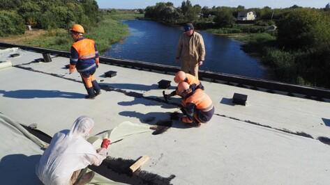 Мост через реку Хопер в Воронежской области закрыли на полгода из-за капремонта