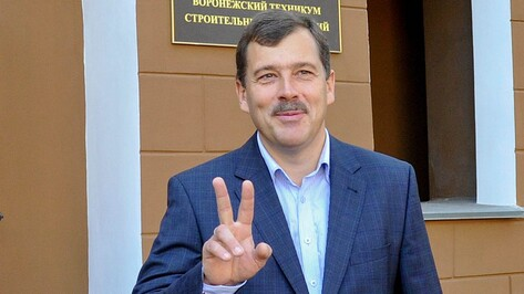 Воронежские коммунисты отправили Константина Ашифина на выборы в гордуму