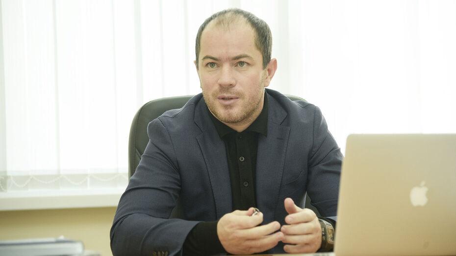 Гендиректора воронежского «Факела» избрали в Президиум ФНЛ