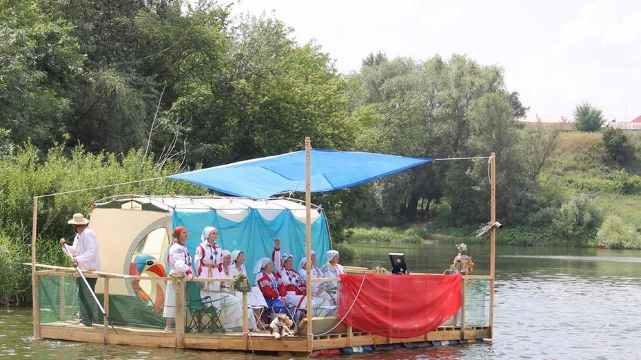 Борисоглебские артисты исполнят народные песни на берегу Хопра
