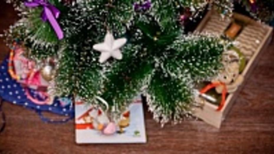 В Верхнемамонском районе стартовала благотворительная акция по сбору подарков детям Новороссии