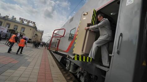 Сидячие поезда до Москвы на 6 дней сменят вокзал в Воронеже