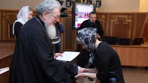 Верхнехавские журналисты стали лауреатами православного конкурса
