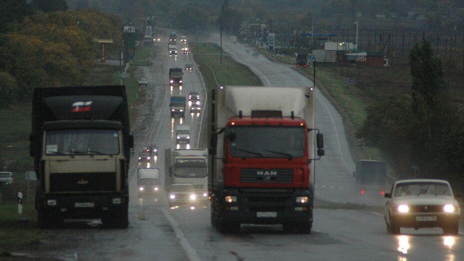 В Воронежской области в ДТП с 2 грузовиками погиб 57-летний ставрополец
