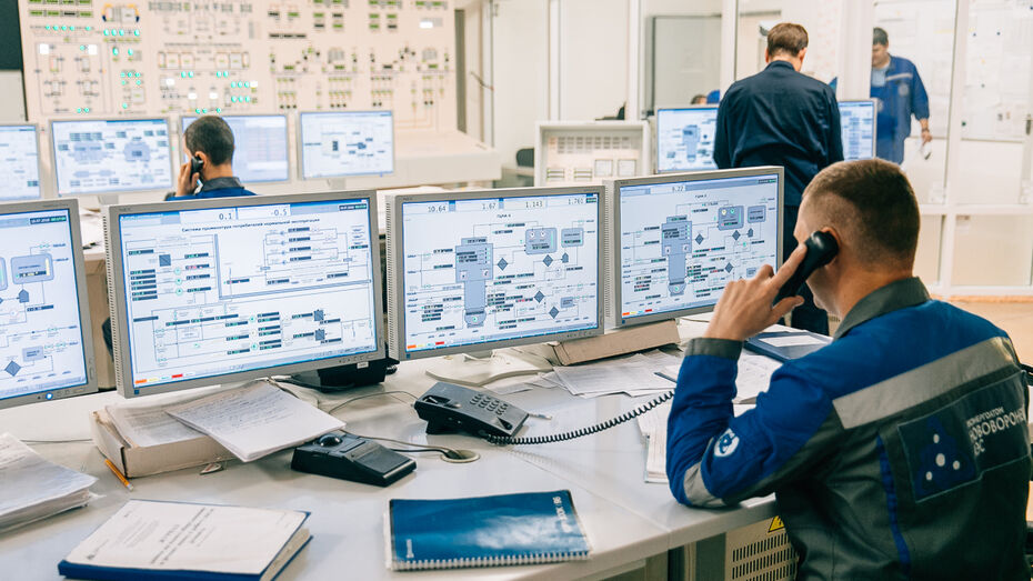 На энергоблоке №7 Нововоронежской АЭС впервые включили главный циркуляционный насос